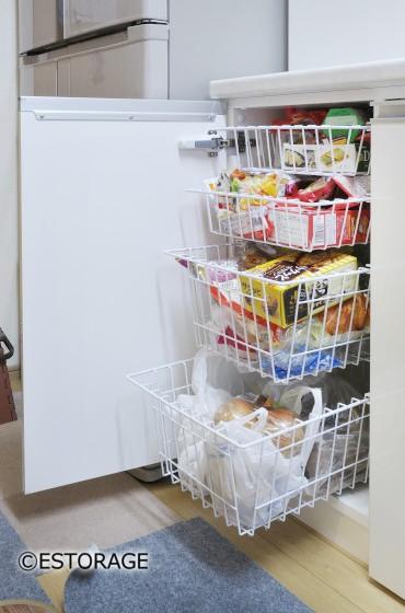 既存食器棚に合わせた ぴったり収納