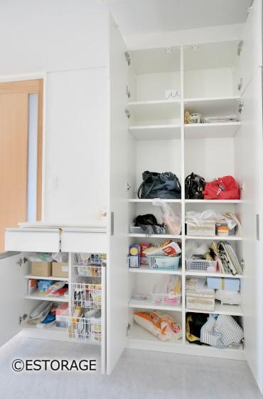 用途に合わせるキッチン収納