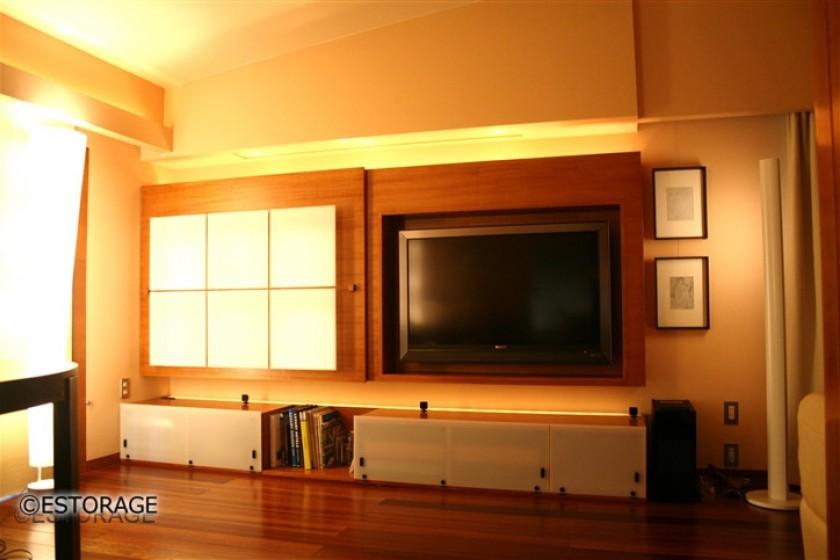 センス オーダー家具 壁面収納