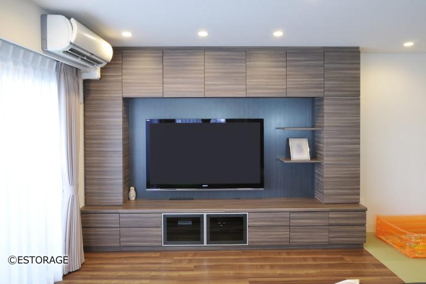 テレビ台 収納