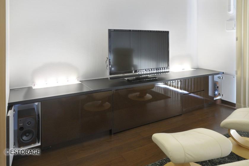 テレビ台 ロータイプ
