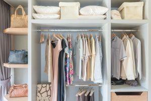 お気に入りのファッション衣類を綺麗に収納!おすすめの家具とは?