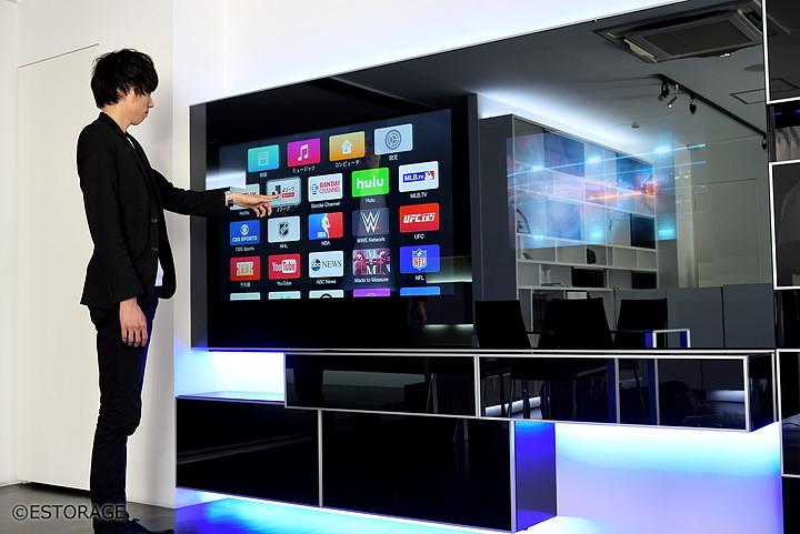 まるで近未来!?リビングに置きたい超画期的なTVボードとは?