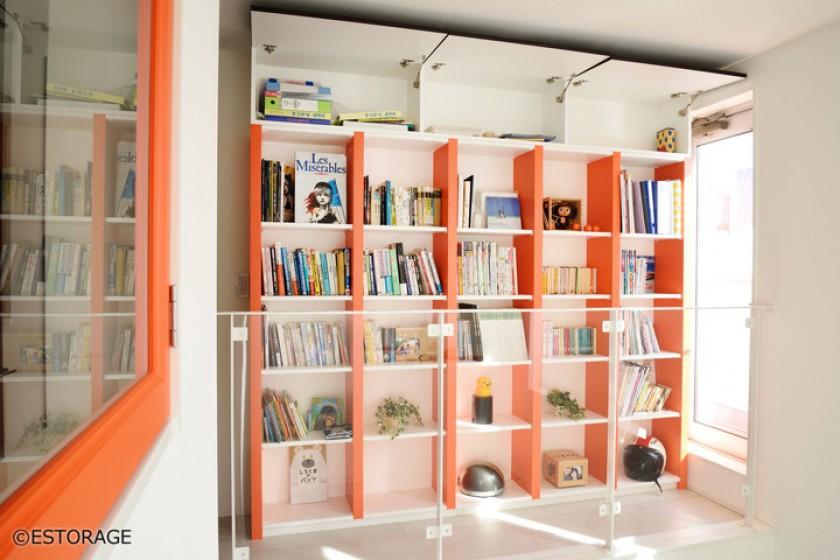 個性的な本棚