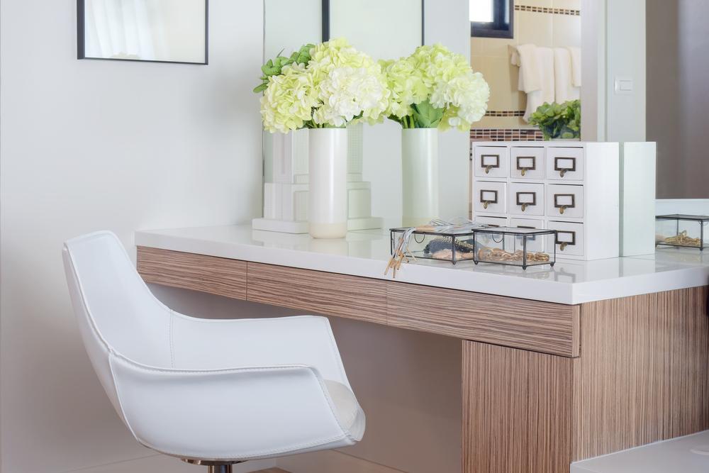 化粧台のオーダー家具