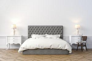収納家具をうまく活用したおしゃれな寝室のインテリア実例5選