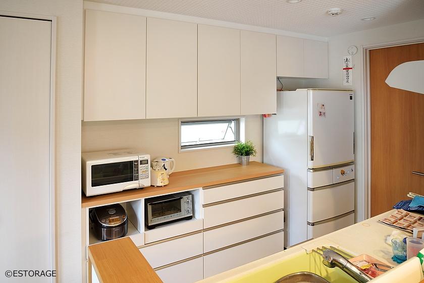 壁面収納のメリット4:デッドスペースの有効活用ができる