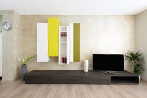 壁面収納でおしゃれな部屋を実現。人気のオーダーメイド家具4選