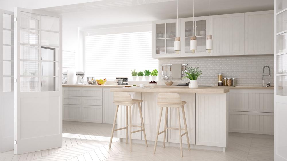 空間が一気におしゃれになる!北欧風キッチンの収納家具4選