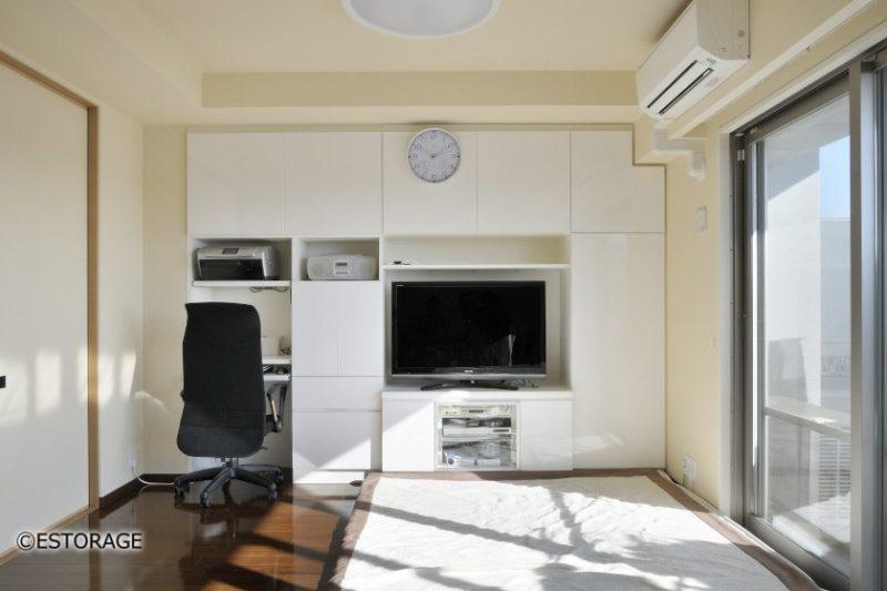マンションの限られたスペースを最大限に活かす壁面収納3選