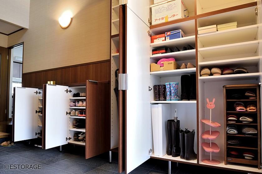 中身を整理整頓して使いやすさをアップさせる収納方法