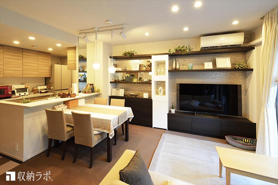 高級感溢れるオーダー家具の魅力