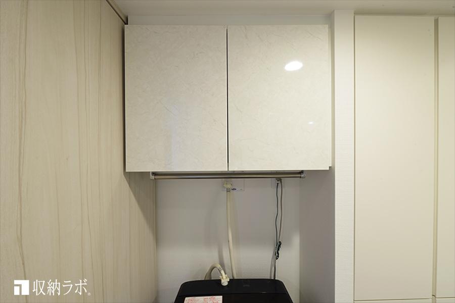 5.洗濯機の上のデッドスペースを活用