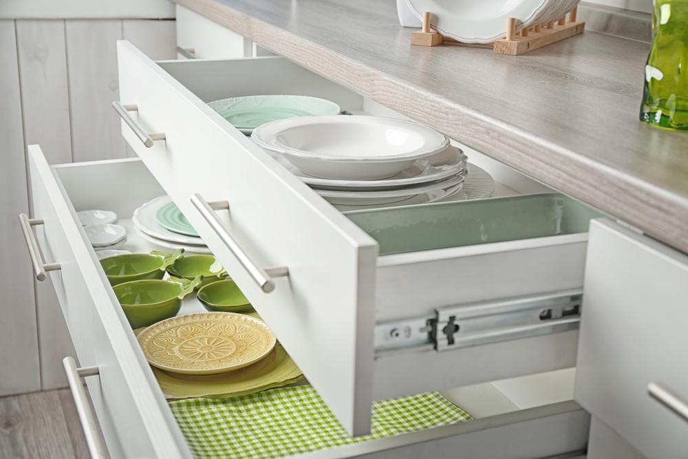 (5)キッチンは機能的な収納を取り入れる