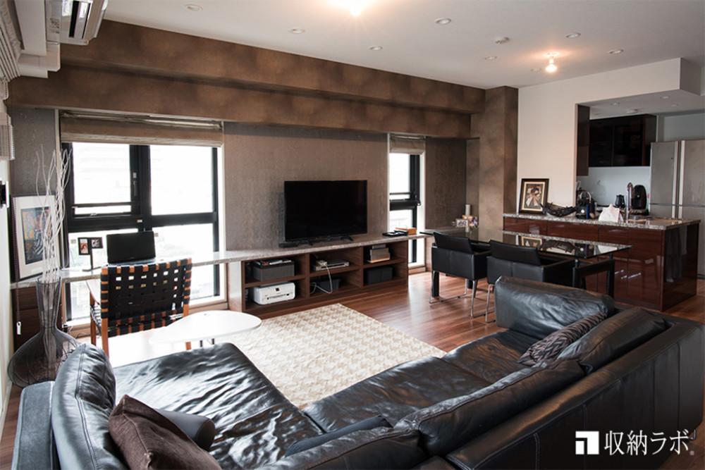 4.家具や壁や床と合わせておしゃれ度アップ