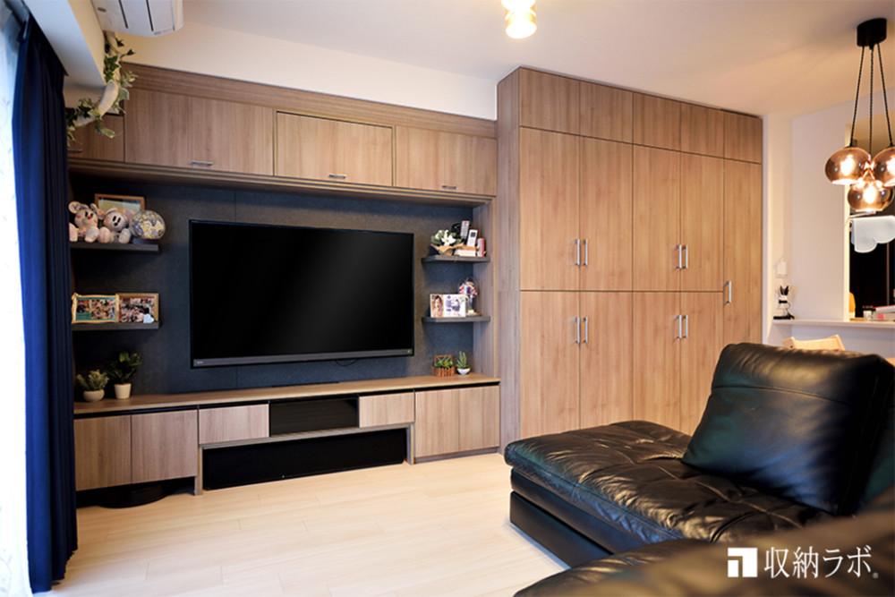 長く住むお家ならオーダー家具もおすすめ