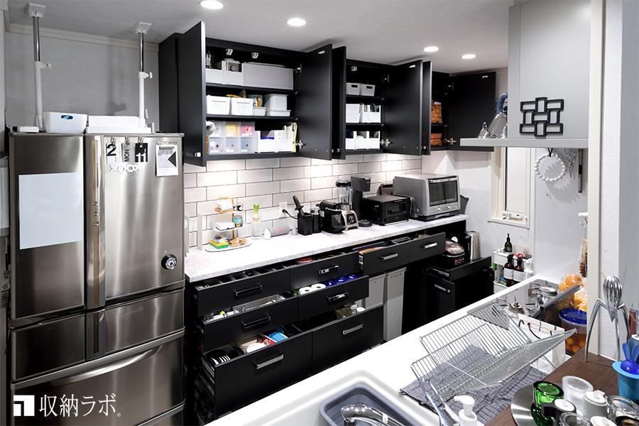 食器棚のポイント1.機能面を最優先で選ぶ