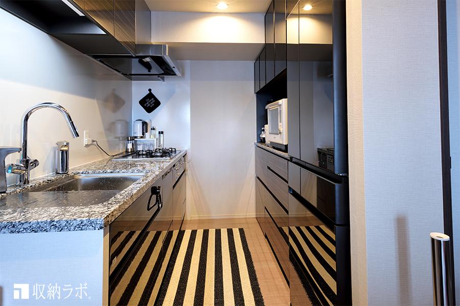 食器棚のポイント2.家事動線を確実に確保する