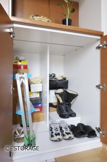 4.玄関収納の中身は整理整頓が鉄則