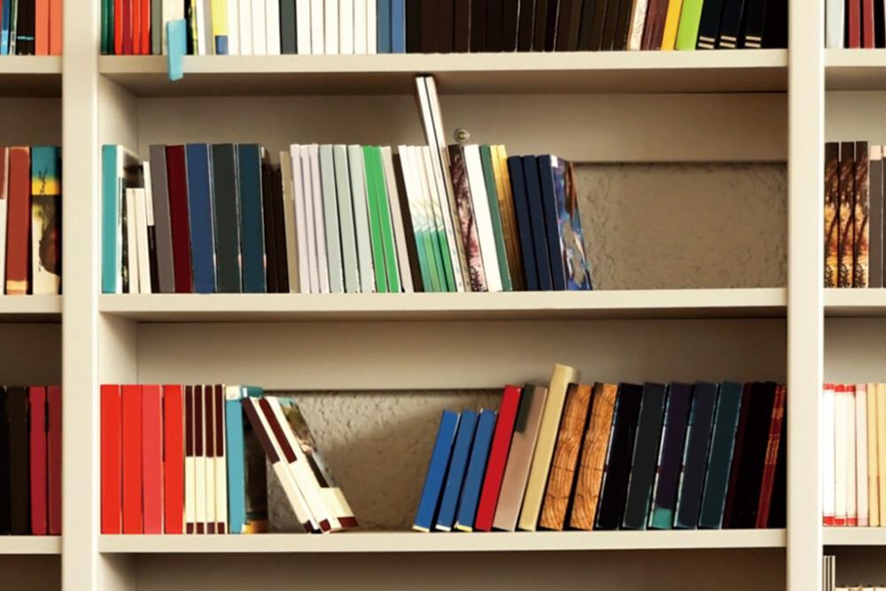 収納容量にゆとりがある本棚を選ぶ