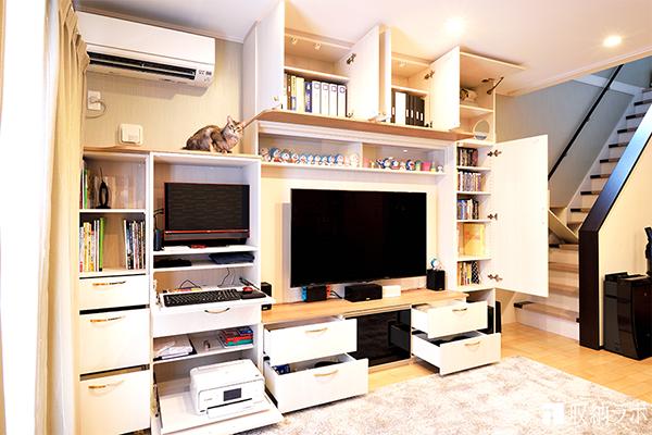 3.家具は100%使える状態でレイアウトする