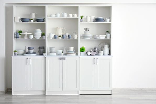 キッチンの広さや理想の雰囲気に合わせて決める