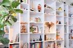 本棚のオーダー家具イメージ画像
