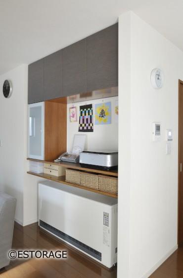 お部屋のサイズに合わせた設計