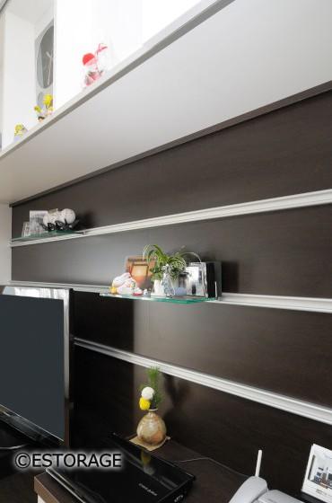 可動式の飾り棚