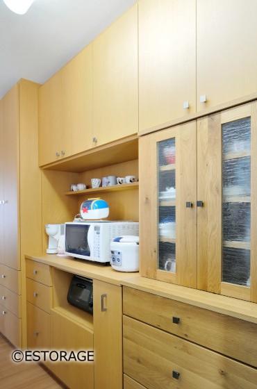 食器棚としてのスペース
