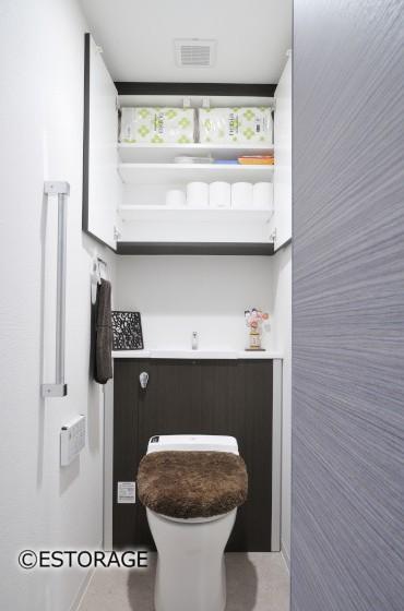 トイレ壁面収納
