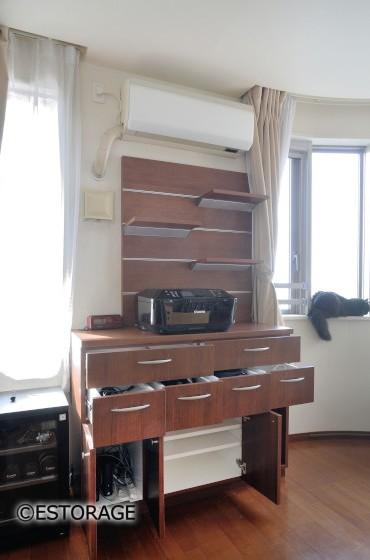 猫ちゃんも遊べるFAX台
