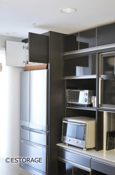 冷蔵庫の収納2