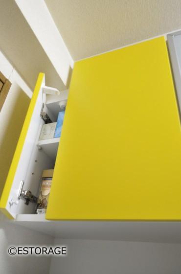 小スペースに大容量のキッチン収納