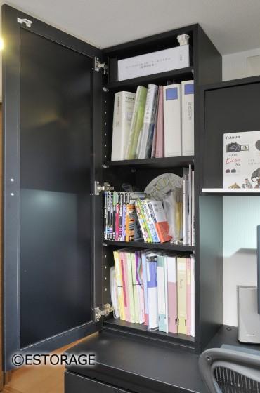 書類の収納スペース
