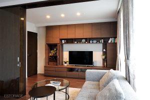 壁面収納、オーダー家具
