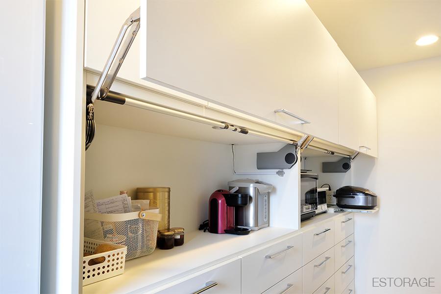 キッチン収納 オーダー家具