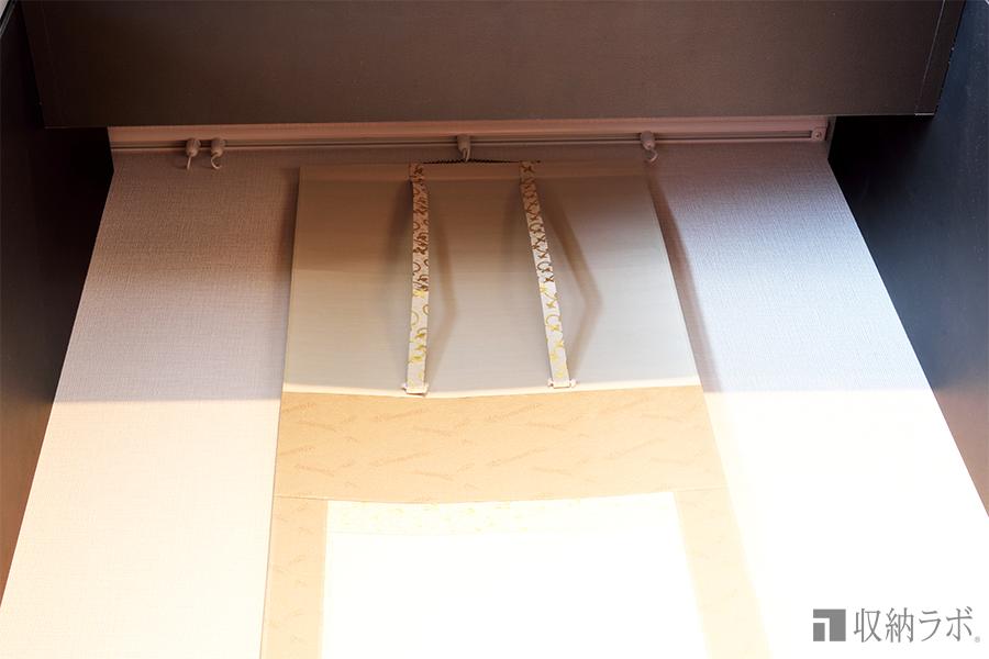 オーダーメイドの壁面収納