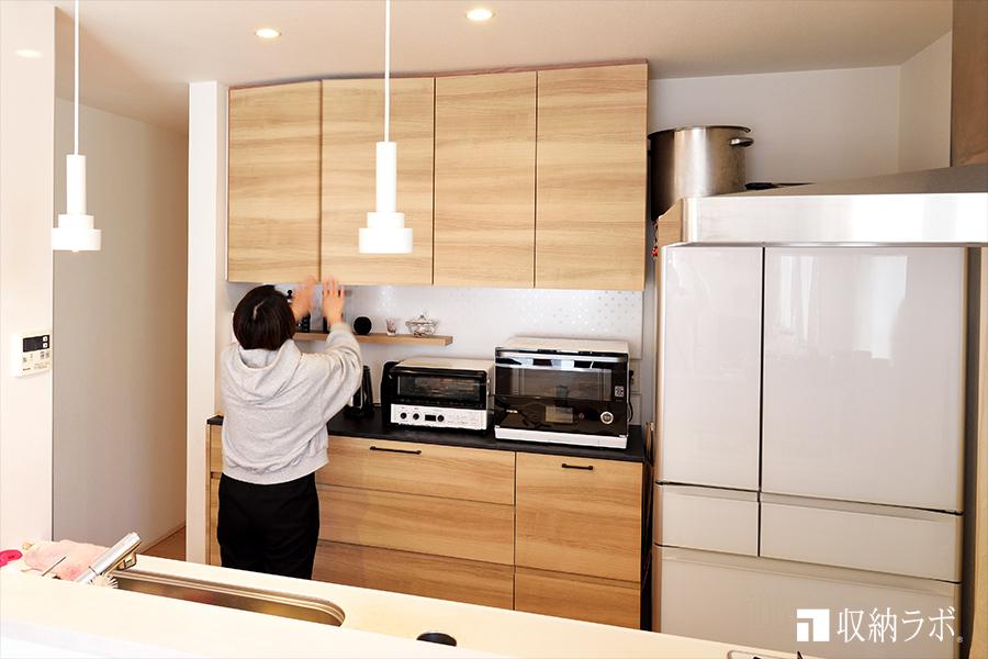 築10年、オーダー家具で叶えたのは家族と共に成長する快適な住まい