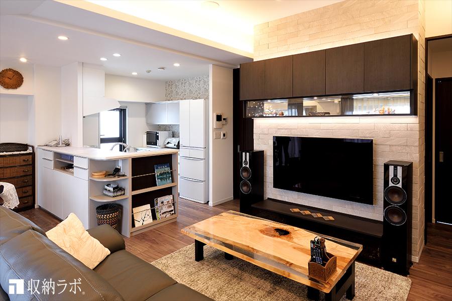 理想のセカンドライフを叶える住まいを実現したオーダー家具